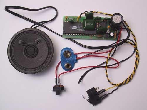 Maschinengewehrfeuer Sound Soundmodul