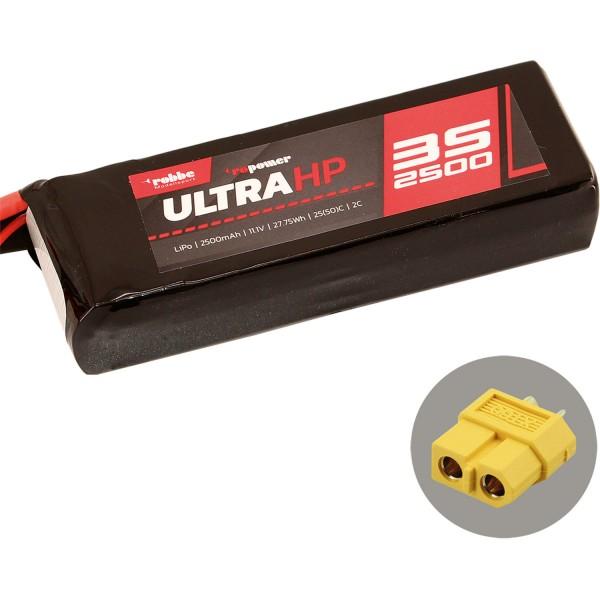 Ro-Power ULTRA HP 3S 2500mAh Lipo Akku