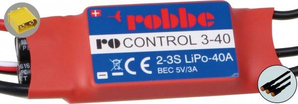 RO-CONTROL 3-40 2-3S -40(55)A 5V/3A BEC