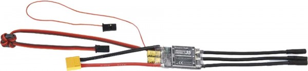 BRUSHLESS CONTROL+ T 35 BEC G2 XT-60