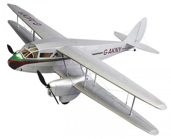 DH-89 Dragon Rapide Bausatz