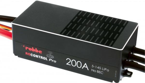 RO-CONTROL PRO WIFI 5-14S 200A OPTO ohne Stecker/Buchsen