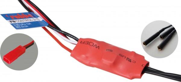 RO-CONTROL 3-12 2-3S -12(15)A 5V/2A BEC